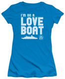 Juniors: The Love Boat - Im on A T-shirts