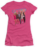 Juniors: Beverly Hills 90210 - Walk Down the Street Shirts