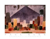 Paul Klee Harmony Art Print Poster Posters