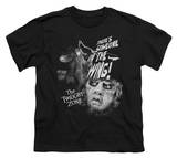 Youth: The Twilight Zone - Someone on the Wing T-shirts
