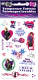 Justin Bieber Temporary Tattoos Temporary Tattoos