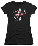 Juniors: Batman - Harley and Joker T-Shirt