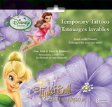 Disney Fairies Tinker Bell Great Fairy Rescue Temporary Tattoos Temporary Tattoos