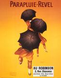 Leonetto Cappiello Parapluie Revel Umbrellas Art Print Poster Foto