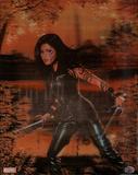 Elektra Marvel Comics 3-D Lenticular Art Print Poster Prints