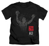 Youth: Muhammad Ali - 70 Arms Raised T-shirts