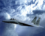 McDonnell Douglas F-15 Eagle Art Print POSTER military Posters