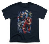 Youth: Justice League - Storm Chasers T-shirts