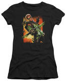 Juniors: DC Comics New 52 - Green Arrow #1 T-Shirts