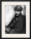 Alfred Stieglitz (1864-1946) Framed Photographic Print by Gertrude Kasebier
