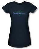Juniors: Dragonslayer - Crest T-shirts
