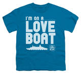 Youth: The Love Boat - Im on A T-Shirt