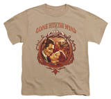 Youth: Gone with the Wind - Classic Romance T-shirts