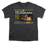 Youth: Warehouse 13 - Telegraph Island T-Shirt