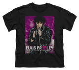 Youth: Elvis Presley - Elvis 35 Leather T-shirts