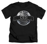 Youth: CSI - Rendered Logo T-Shirt