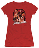 Juniors: Criminal Minds - Brain Trust Camisetas