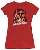Juniors: Criminal Minds - Brain Trust T-shirts