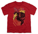 Youth: King Kong - Plane Grab Shirts
