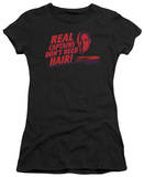 Juniors: Star Trek - Real Captain T-Shirt