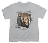Youth: Gossip Girl - Line Border T-shirts