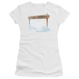 Juniors: It's a Wonderful Life - Bedford Falls T-shirts
