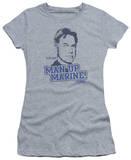 Juniors: NCIS - Man Up T-shirts