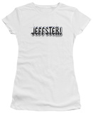 Juniors: Chuck - Jeffster T-Shirt
