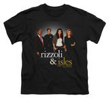 Youth: Rizzoli & Isles - R&I Cast Shirts
