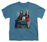 Youth: Rizzoli & Isles - Sitting Around T-Shirt