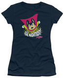 Juniors: Mighty Mouse - The Mightiest T-shirts