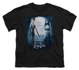 Youth: Corpse Bride - Poster T-shirts