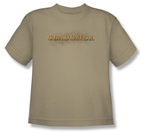 Youth: Gladiator - Logo T-Shirt