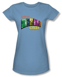 Juniors: CSI Miami -Greetings From Miami T-shirts