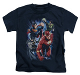 Youth: Justice League - Storm Chasers T-Shirt