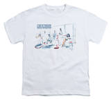 Youth: Law an Order SVU - Dominos T-shirts