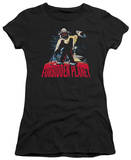 Juniors: Forbidden Planet - Robby and Woman Shirts
