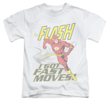 Youth: The Flash - Fast Moves Shirt