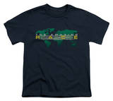 Youth: The Amazing Race - Race Around the World T-shirts