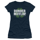Juniors: The Office - Recycle Mifflin T-shirts