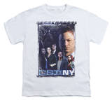 Youth: CSI New York - Watchful Eye T-shirts