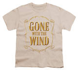 Youth: Gone with the Wind - Logo T-shirts