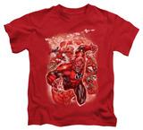 Youth: DC Comics New 52 - Red Lanterns 1 Shirt