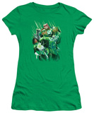 Juniors: Green Lantern - Power of the Rings T-shirts