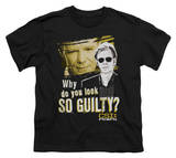 Youth: CSI Miami -So Guilty Shirts