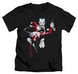 Youth: Batman - Harley and Joker T-shirts