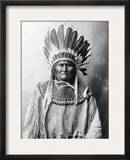 Geronimo (1829-1909) Framed Photographic Print by Aaron Canady