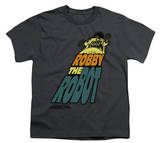 Youth: Forbidden Planet - Robby the Robot T-shirts