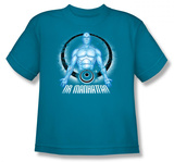 Youth: Watchmen - Dr Manhatten T-shirts
