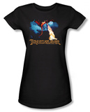 Juniors: Dragonslayer - Slay This! T-shirts